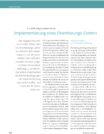 Implementierung eines Orientierungs-Centers Zusammenarbeit von Peugeot und meta | five